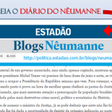 No Blog do Nêumanne: A lei é pior do que a fraude